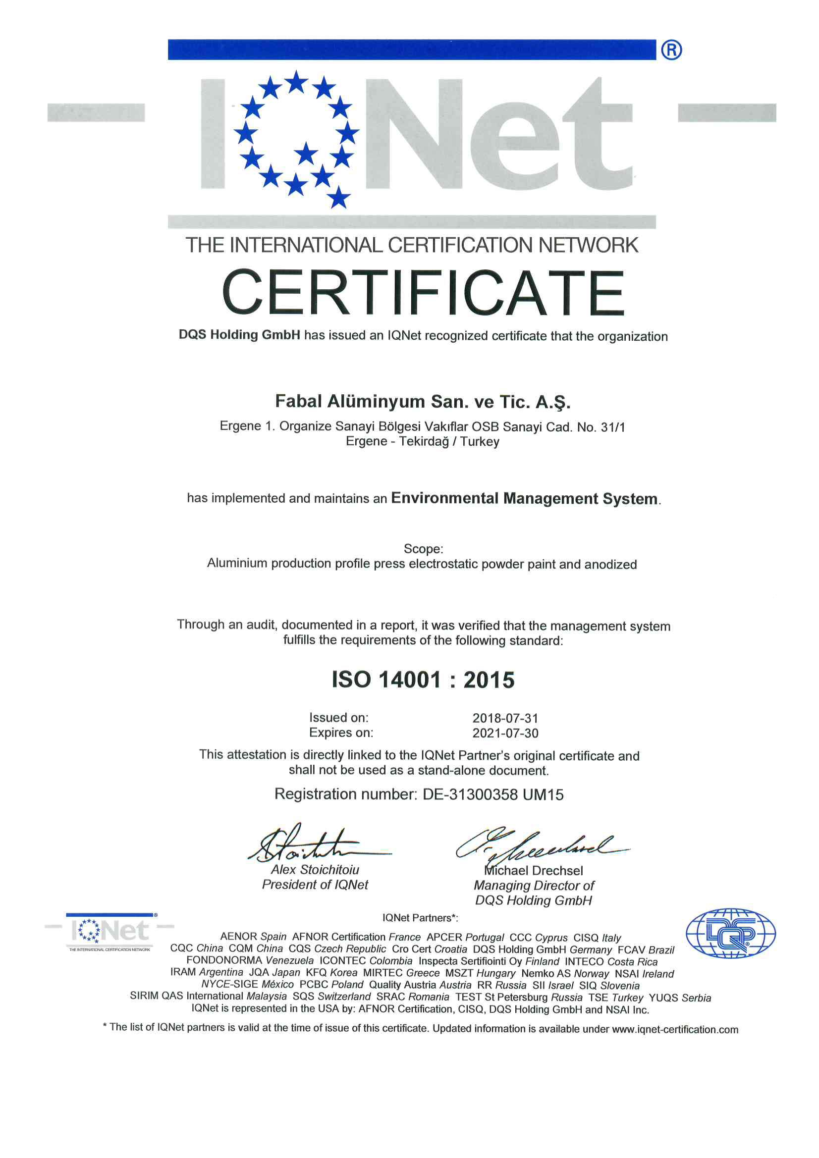 iqnet-ohsas-18001